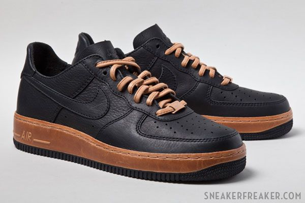 best sneakers 7f264 afeb2 Nike Air Force 1 Bespoke Vachetta Leather