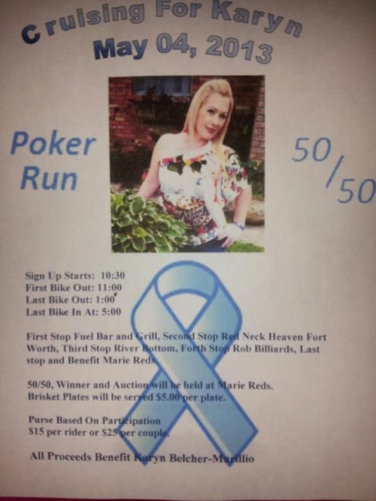 Help support Caring For Karyn  .
