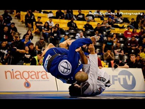 THE AWESOME GUARD OF ROMULO BARRAL – Jiu Jitsu Style
