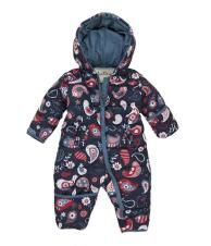 Paisley Birds Bundler £41.95 #hatley #snowsuit #baby