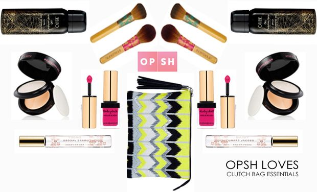 10 Mini Essentials for your Clutch on Opsh