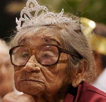 Really Old Ladies