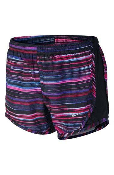 0435f881a Nike 'Tempo GFX' Dri-FIT Track Shorts (Big Girls) available at #Nordstrom