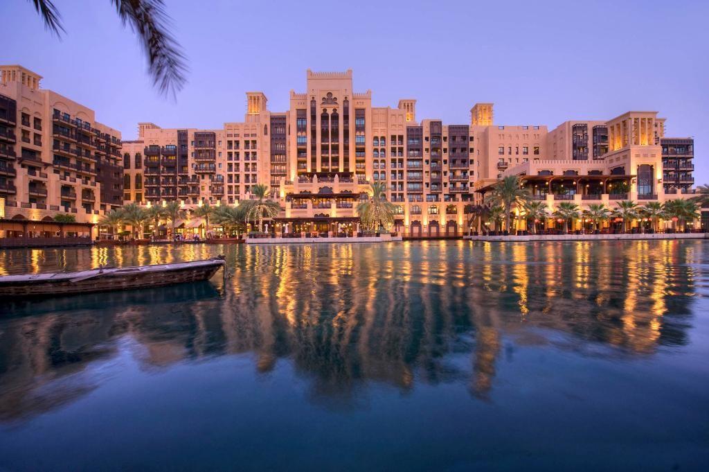 Hotel Jumeirah Mina A Salam Dubai 152 Bewertungen 3 160