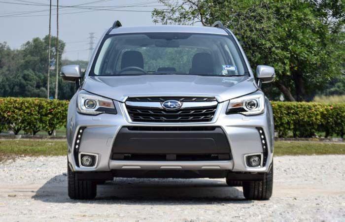 2018 Subaru Forester Hot Car Concept Rumors Subaru Subaru