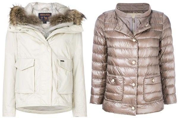 Модные женские пуховики и дутые куртки осень-зима 2018-2019, фото ... 79d48e5bddc