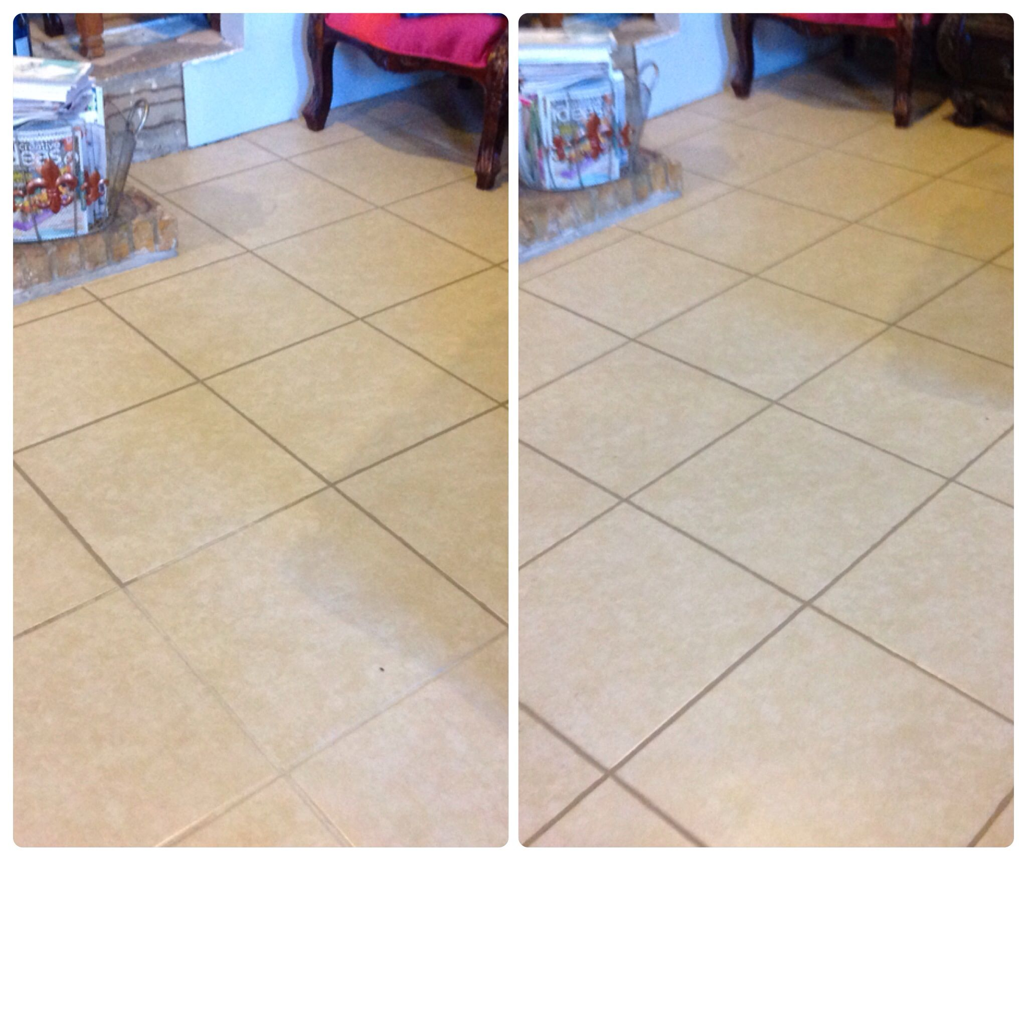 Renew Bathroom Tiles: Poly Blend Grout Renew
