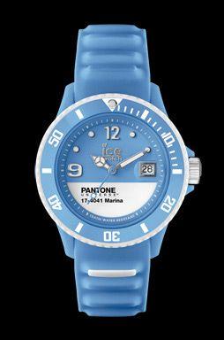 Ice-Watch - PANTONE UNIVERSE™ - Marina - Unisex (PAN.BC.MAR.U.S.13)