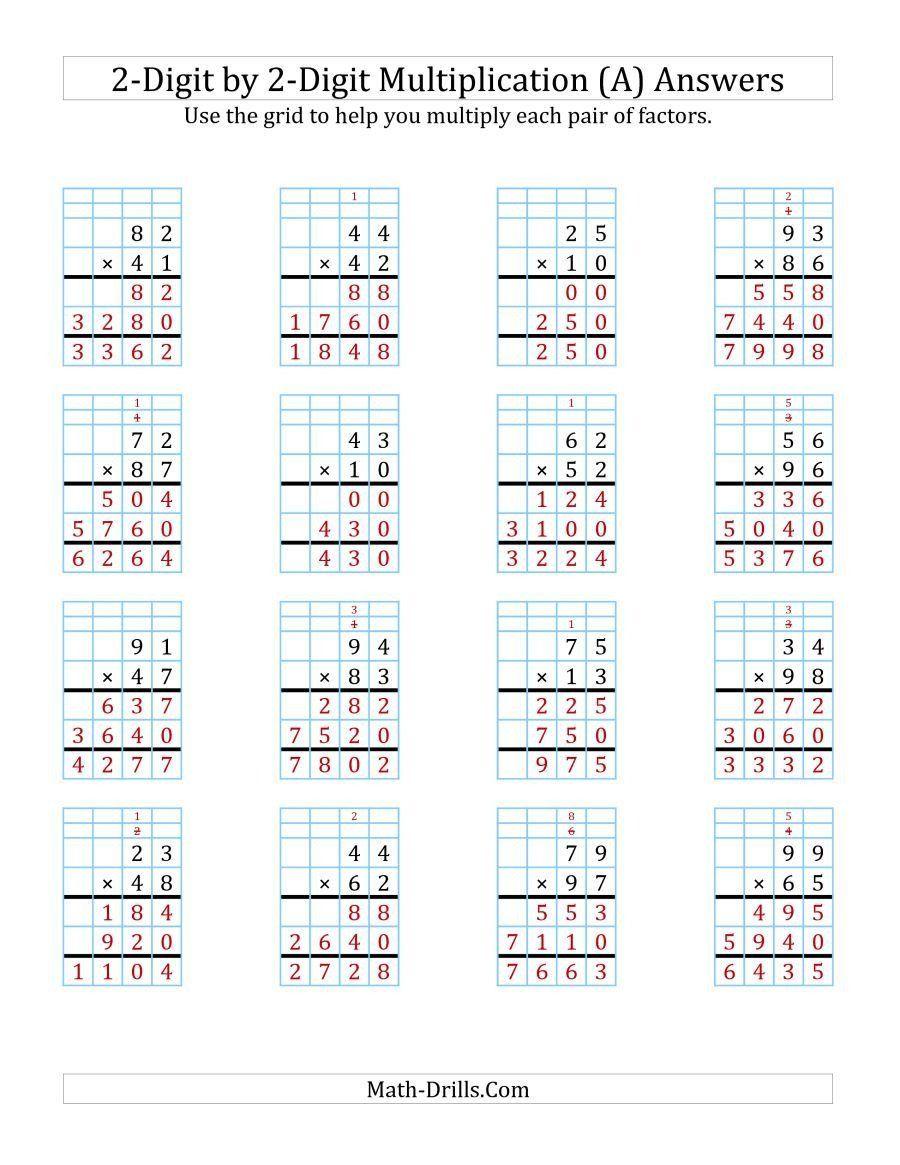 Box Method Multiplication Worksheet Partial Products Worksheets Free Product Multiplication In 2020 Multiplication Multiplication Worksheets Printable Math Worksheets