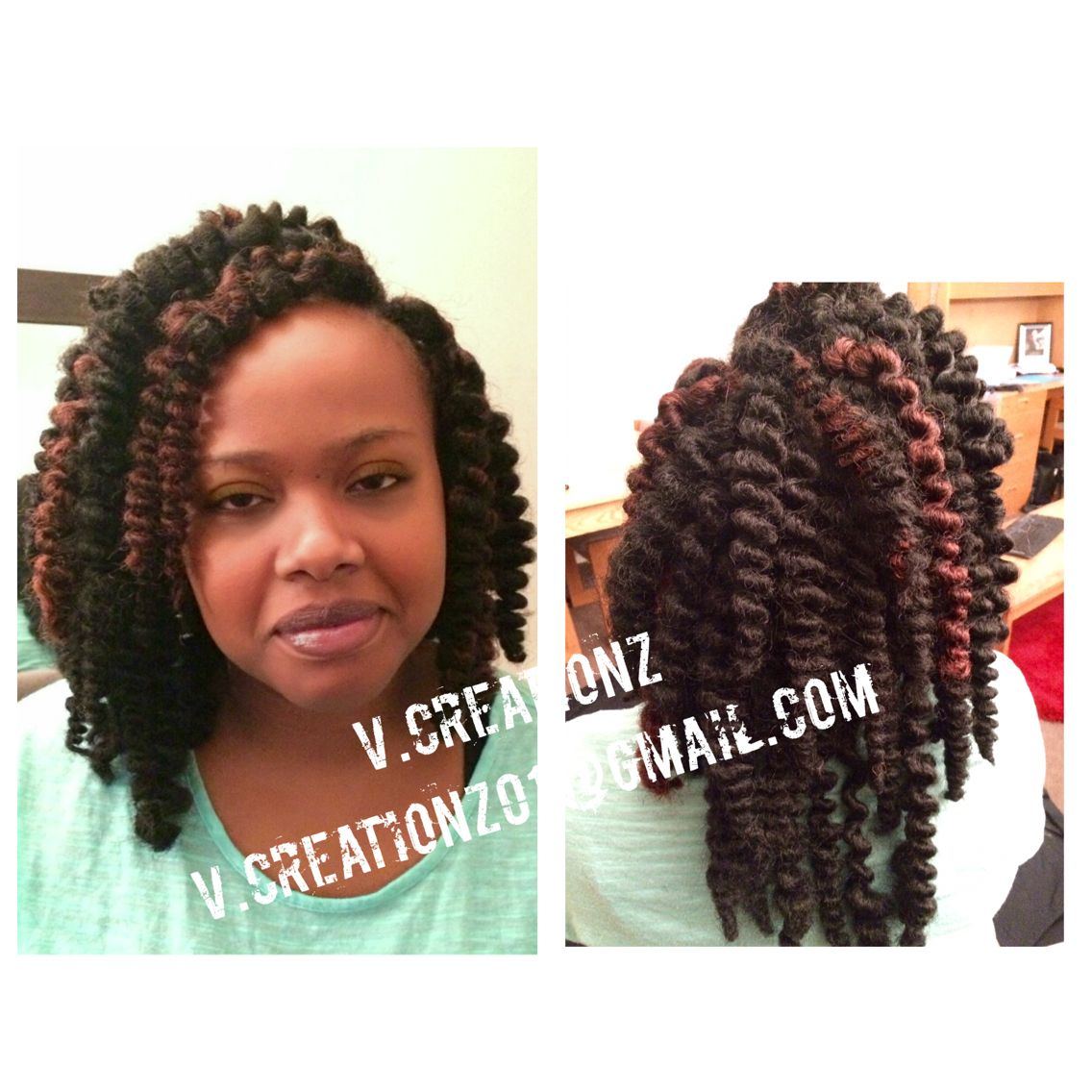 Jamaican Twists Hairstyles: Jamaican Twist Braid Hair (With Images)