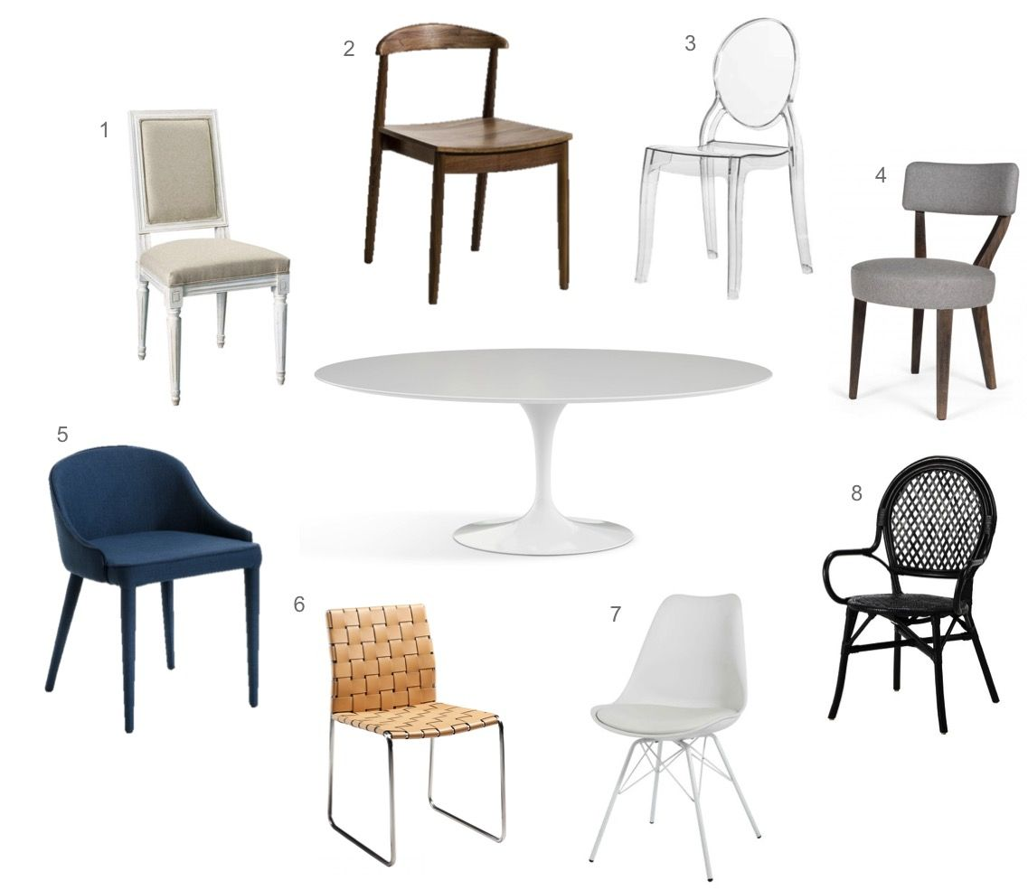 Tulip Table And Chairs Best Leather Recliner Chair To Make A Home Blog Saarinen Options On