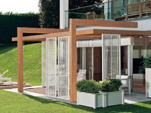 pircher pergola addossata laria la scheda tecnica e i. Black Bedroom Furniture Sets. Home Design Ideas