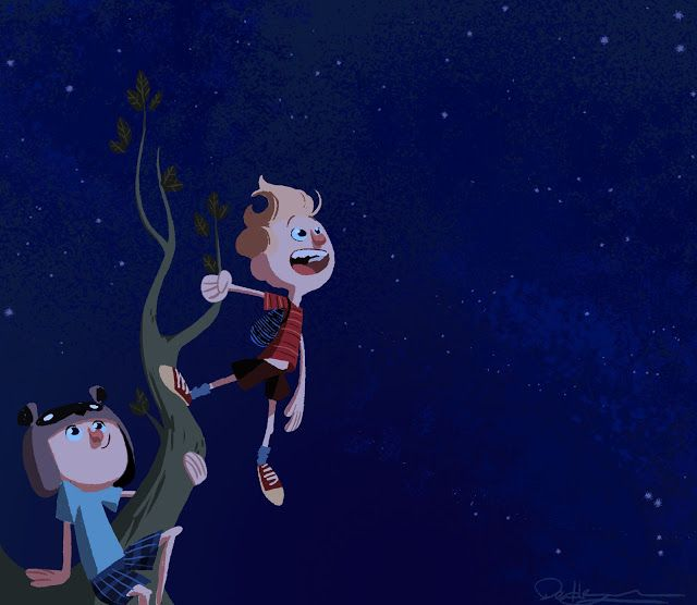 Looking to the Stars | The Art and Animation of Dean Heezen