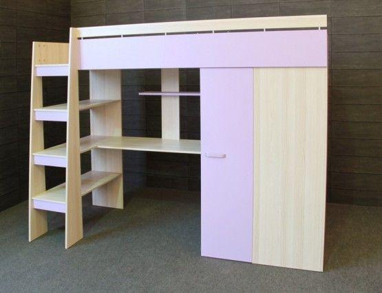 Dobrý nápad -------Poschodová posteľ COMINO (vr. matraca)