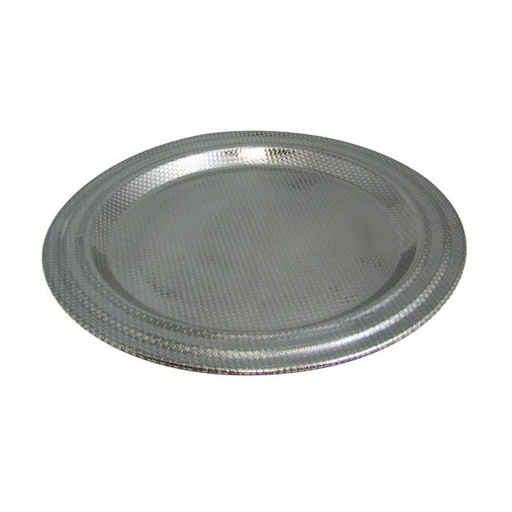 13 1 2 Inch Dia Stainless Steel Service Plate Rep Case Of 2 Tags Luncheon Plate Pewter Glo Sandstone Stainles Stainless Steel Plate Stainless Steel Plates
