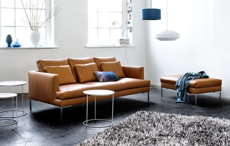 boconcept living room boconcept houston pinterest boconcept tan leather sofas and leather. Black Bedroom Furniture Sets. Home Design Ideas