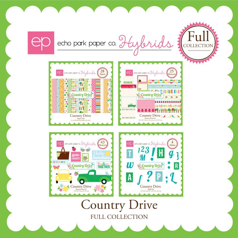 Country Drive Full Collection