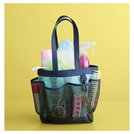 Mesh Shower Caddy   Turquoise   Room Essentials™ : Target Part 37