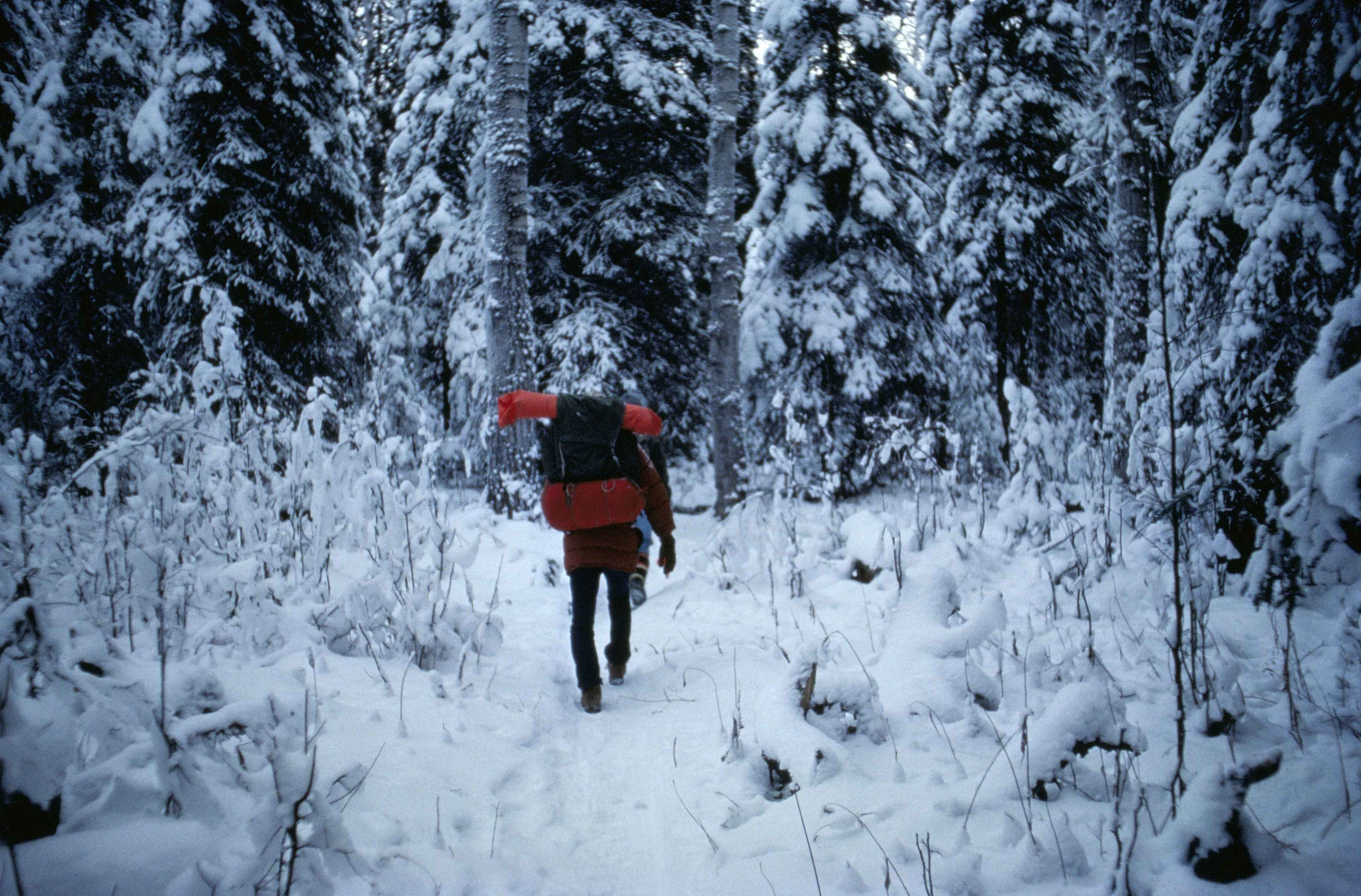 Winter camping and backpacking guide backpacking gear