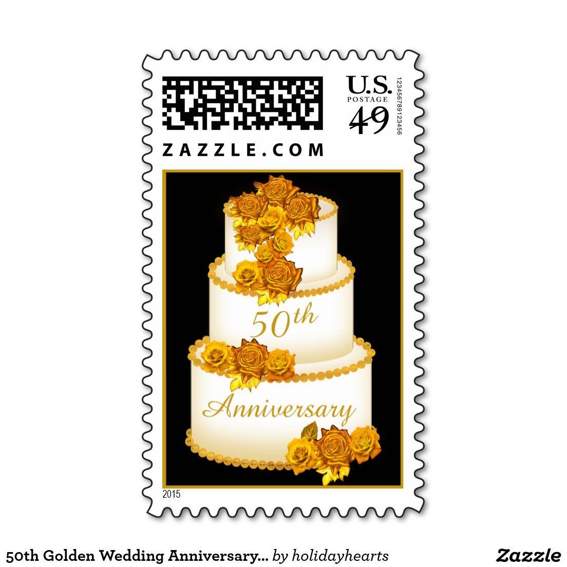 50th Golden Wedding Anniversary Roses Wedding Cake Gifts Shopping Weddding Anni 50 Golden Wedding Anniversary Golden Wedding Anniversary Wedding Cake Roses