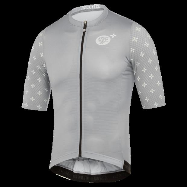 Attaquer Race Ultra+ Jersey Cool Grey main  49f31b996