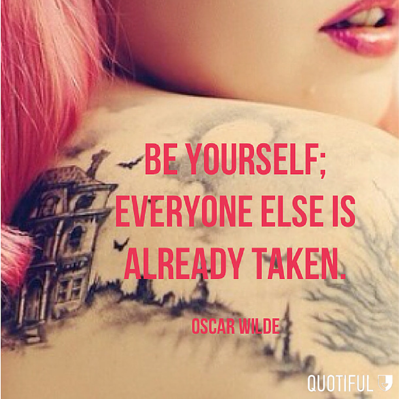 #be #you