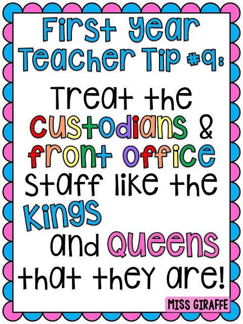 Sooo many first year teacher tips to help new teachers ...