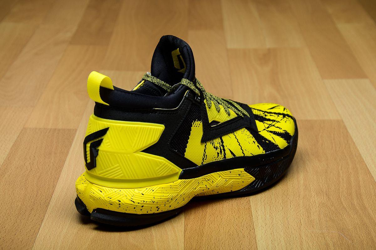 best service 5db29 05a7b amazon adidas d lillard 2 black yellow 9a01b 80c82
