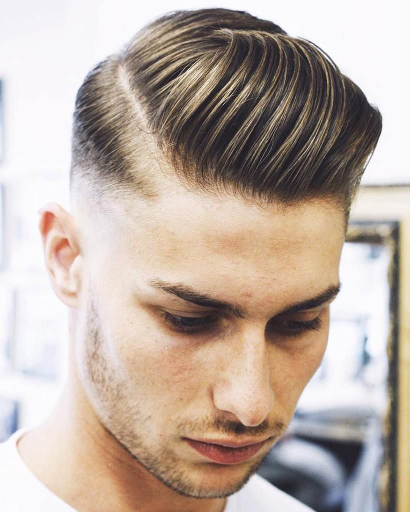 cool mid fade haircut styles pinterest medium fade mid fade