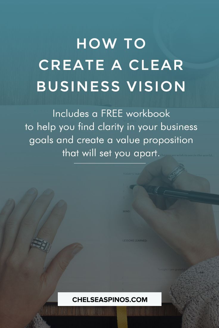 You know that you want to start a successful business or blog. Only thing is, you are lacking a clear vision! Find clarity within yourself, understand your true passions, and discover the uniqiue value that you can bring to the world and to your ideal consumer. Read the post now. PLUS a FREE workbook!