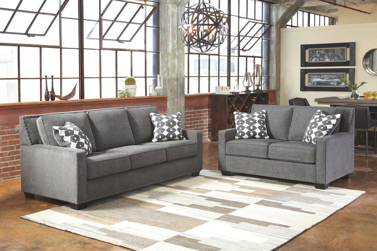 Super Brace Sofa And Loveseat Ashley Furniture Homestore Decor Interior Design Ideas Gentotryabchikinfo