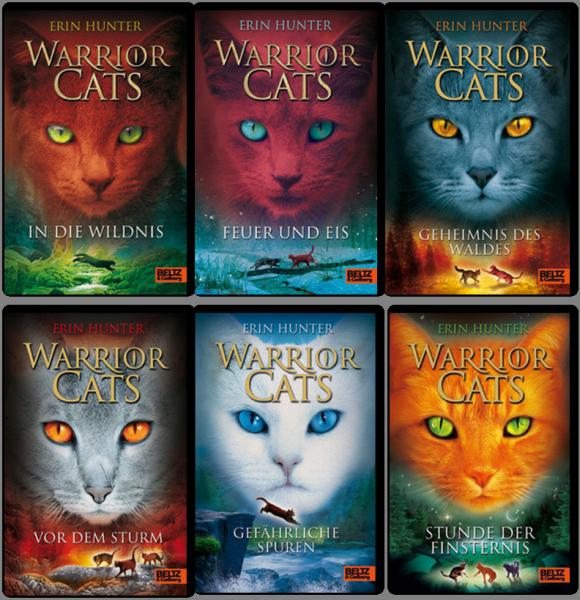Pin Von Finnja Bock Auf Warrior Cats