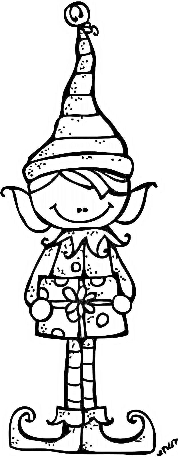 Pin de Me2 Robison en Coloring Pages | Pinterest | Navidad, Pintar y ...