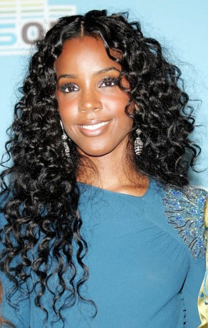 Kelly Rowland Black Curly Hairstyles 88 Itu Style Hairstyleslong Weave