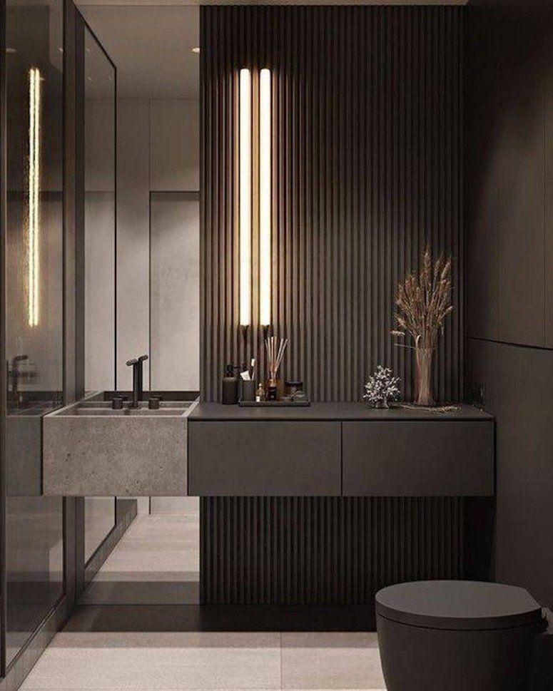 Lustre para banheiro: saiba como incluir a peça em sua decoração