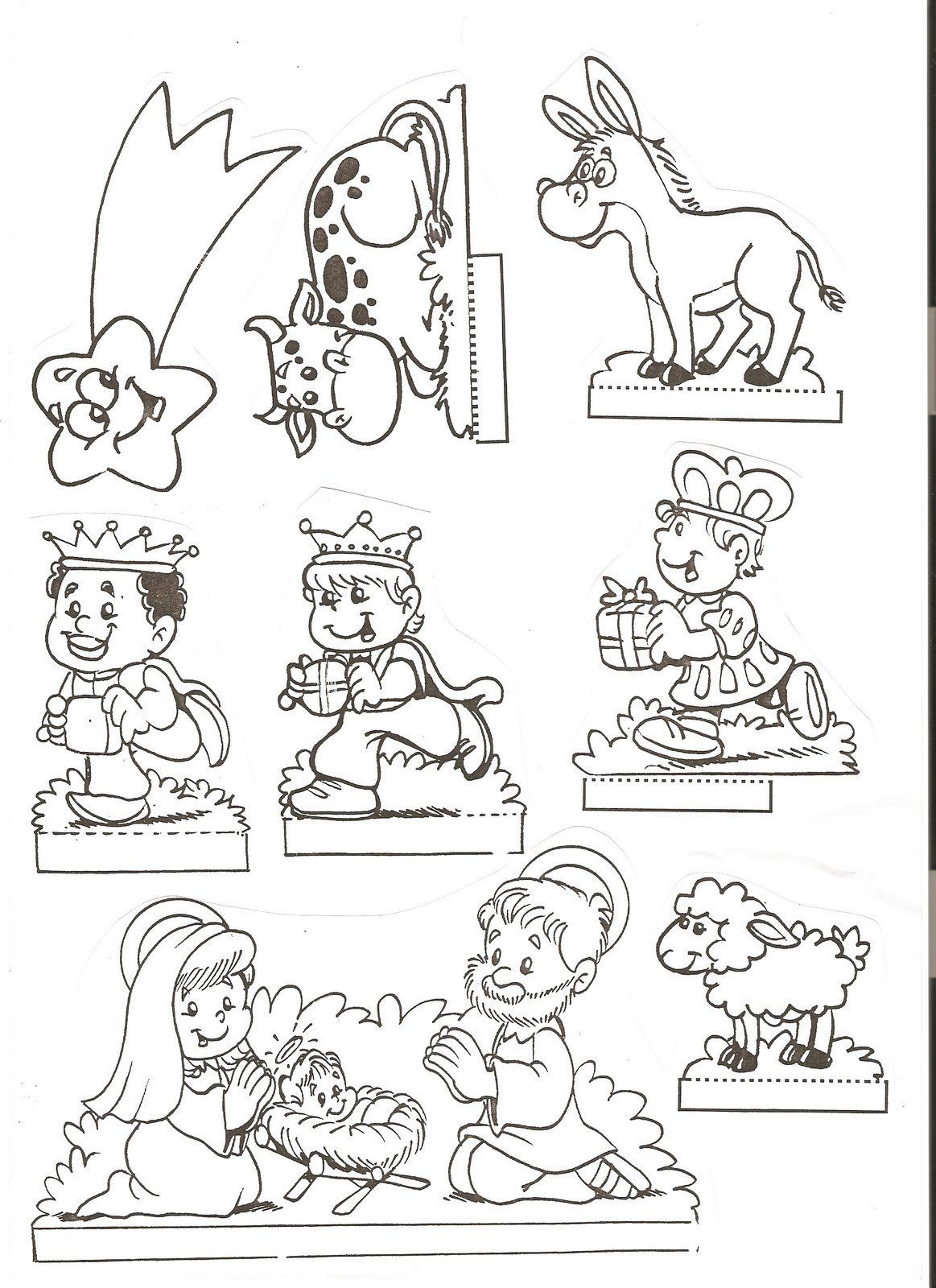 RECURSOS DE EDUCACION INFANTIL | Navidad | Pinterest | Educacion ...