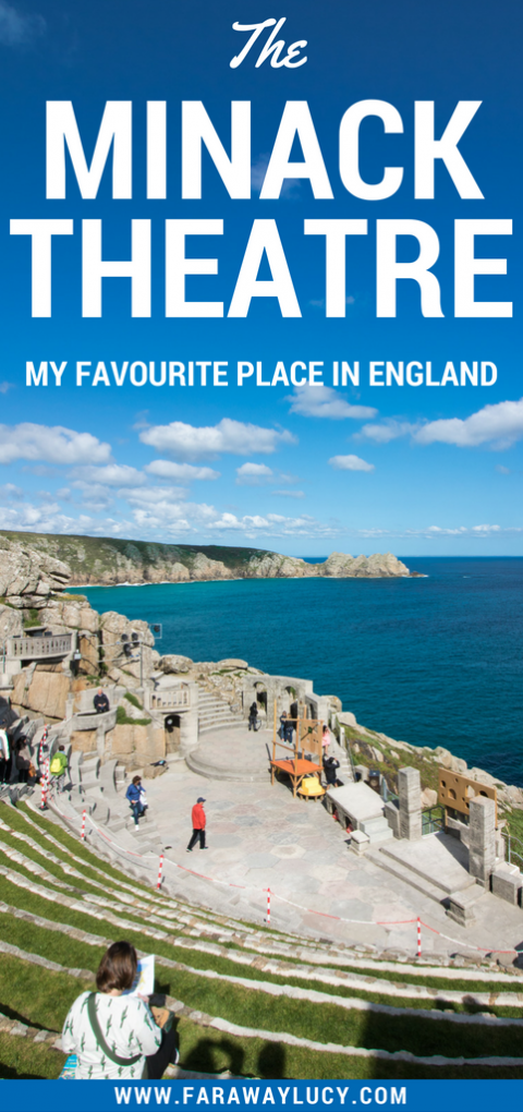 The Minack Theatre My Favourite Place in England Places