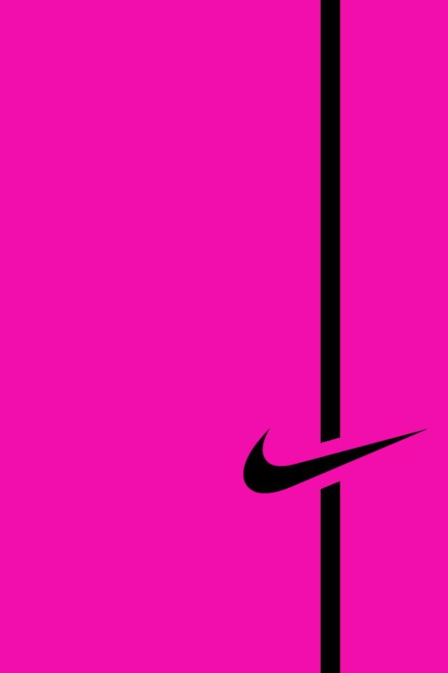 Nike Pink One Nike Wallpaper Nike Iphone Wallpaper