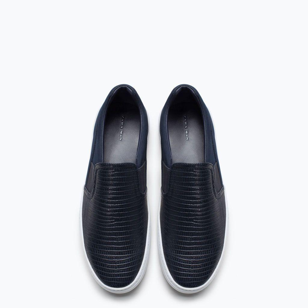 zapatillas slip on hombre vans
