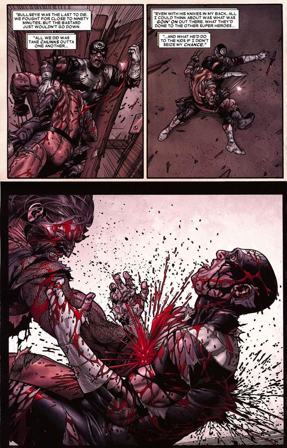 Old Man Logan 05 …………………………………… | Viewcomic reading comics