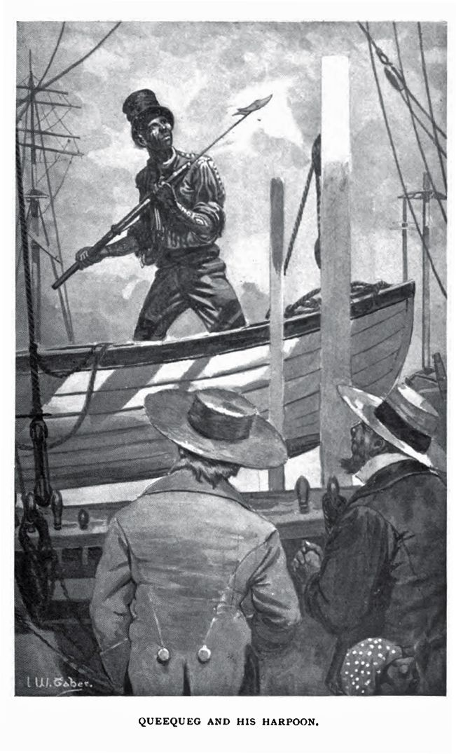 the real life inspirations behind moby dick illustrations illustration from a 1902 edition of moby dick