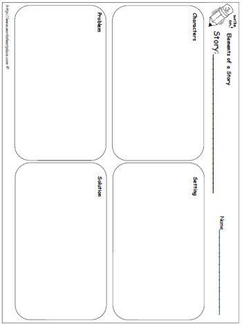 elements of story organizer worksheets resourceful sixth grade reading readers workshop. Black Bedroom Furniture Sets. Home Design Ideas