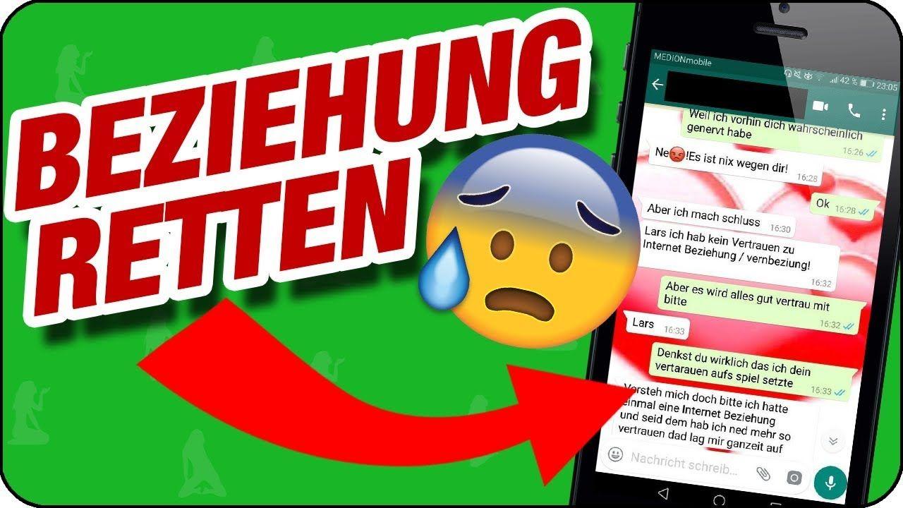 MÄDCHEN LIEBE BEWEISEN UND DIE BEZIEHUNG RETTEN | Whatsapp Chat Analyse