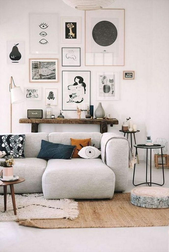 Living Room Apartment Hipster 20 Top Art Decor Interior Design Ideas For Living Room In 2020 Living Room Decor Apartment Living Room Scandinavian Home Decor