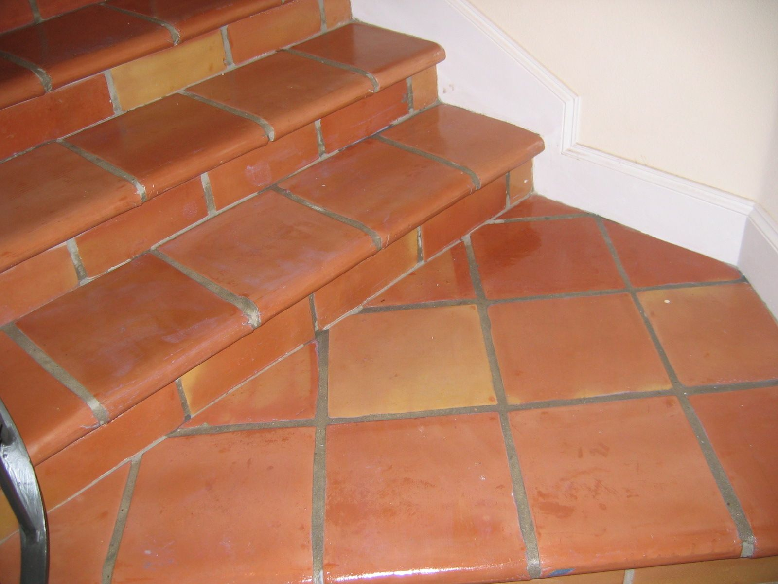 Mexican saltillo tile products and prices tiled risers pinterest mexican saltillo tile products and prices dailygadgetfo Gallery