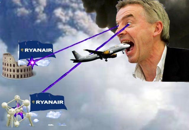 Ryanair cambia su modelo de negocio copiando la expansión internacional de Vueling