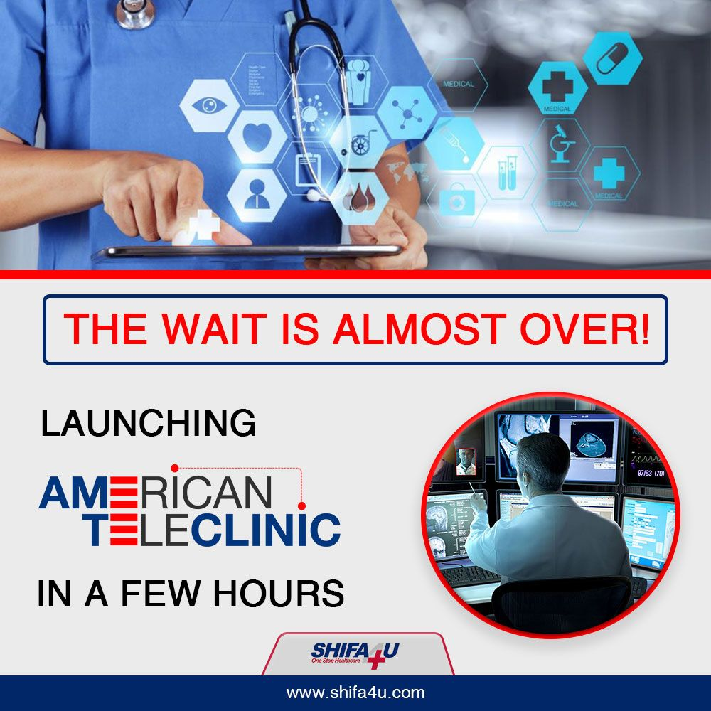 Get ready for the most advanced healthcare service