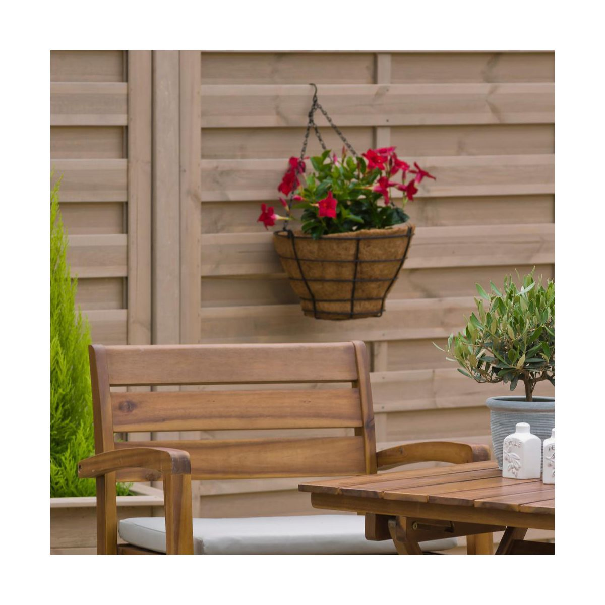 Donica Kosz Wiszacy Na Kwiaty Kd1 Decor Grindi Outdoor Furniture Sets Outdoor Furniture Outdoor Decor