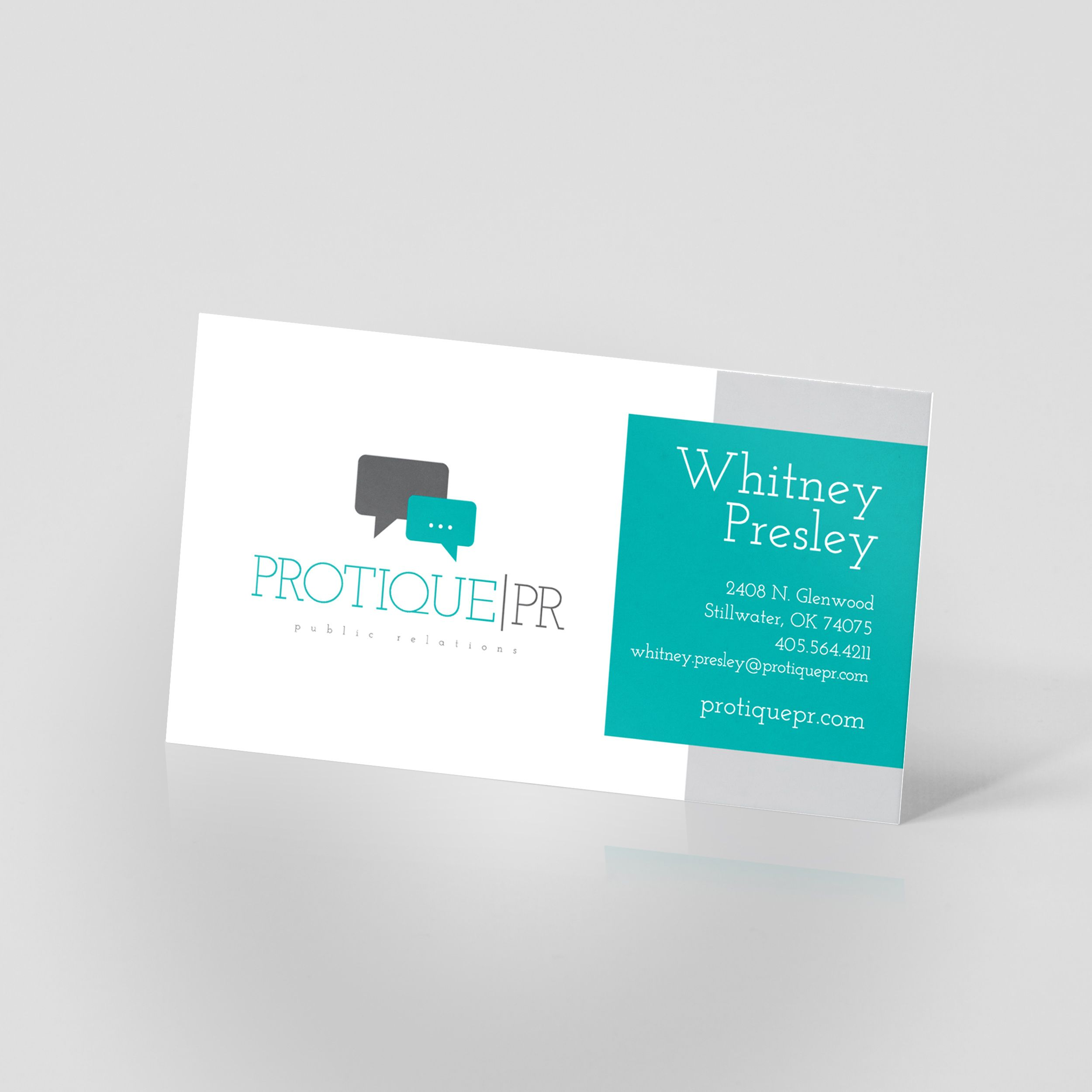 Create Your Own Business Cards With Our Card Printing