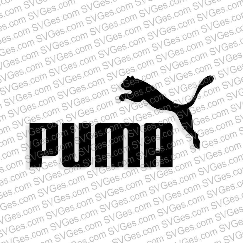 Puma logo SVG у 2020 р.